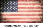 flag of usa | Shutterstock . vector #430401739