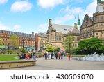 sheffield  uk   may 20  2016 ... | Shutterstock . vector #430509070