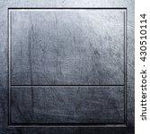 metal background | Shutterstock . vector #430510114