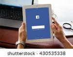 bangkok thailand   may 28 2016  ...   Shutterstock . vector #430535338