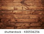 old wooden background | Shutterstock . vector #430536256