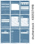 web application template for...