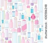 vector seamless pattern ...   Shutterstock .eps vector #430586248