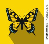 butterfly icon | Shutterstock .eps vector #430610578