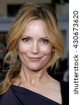 Small photo of Leslie Mann at the Los Angeles premiere of 'Knocked Up' held at the Mann Village Theatre in Westwood, USA on May 21, 2007.
