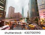 Taipei  Taiwan   May 5  Rainin...