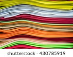 Small photo of Colorful ethylene vinyl acetate smooth foams