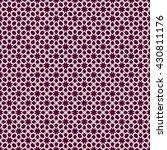 seamless pattern in islamic  ... | Shutterstock .eps vector #430811176