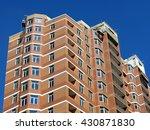building construction site work ... | Shutterstock . vector #430871830