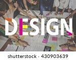 design creative ideas people... | Shutterstock . vector #430903639