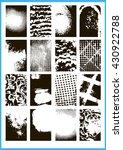 texture vector  | Shutterstock .eps vector #430922788
