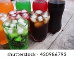 soft drinks | Shutterstock . vector #430986793