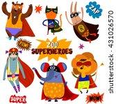 Part 1. Superhero Animals....