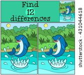 children games  find... | Shutterstock .eps vector #431044618