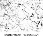 cracks on stone vector texture... | Shutterstock .eps vector #431058064