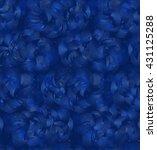 bokeh blue storm clouds dark...   Shutterstock .eps vector #431125288