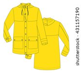 Yellow Raincoat Technical...