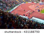 Start  100m Sprint  On Athleti...