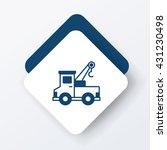 truck icon | Shutterstock .eps vector #431230498