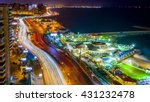long exposure night shot of... | Shutterstock . vector #431232478
