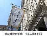 new york  ny  usa   may 25 ... | Shutterstock . vector #431386696