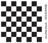 Vector Modern Empty Chess Boar...