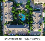 aerial view of typical multi... | Shutterstock . vector #431498998