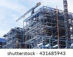 may 20  2014   hongsa   lao pdr ... | Shutterstock . vector #431685943