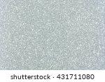 Silver Glitter Texture...