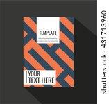 brochure design | Shutterstock .eps vector #431713960