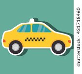 public transport service design  | Shutterstock .eps vector #431718460