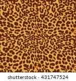 leopard print and skin...