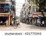 hanoi  vietnam   may 18  2016 ...   Shutterstock . vector #431775343