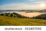 church of saint tomas near...   Shutterstock . vector #431807050