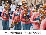 pattaya  thailand   july 18 ... | Shutterstock . vector #431822290