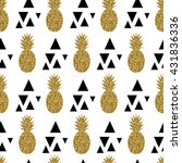seamless repeating pattern with ...   Shutterstock .eps vector #431836336