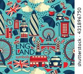 Vector London Illustration With ...