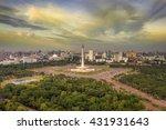 the national monument  monas ...   Shutterstock . vector #431931643