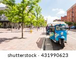denver  colorado  usa june 1 ... | Shutterstock . vector #431990623