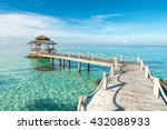 summer  travel  vacation and... | Shutterstock . vector #432088933