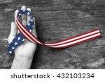 American Flag Pattern Awarenes...