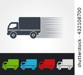 vector symbol of rate of... | Shutterstock .eps vector #432108700