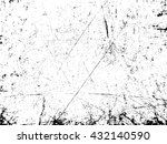 old texture.vector dry dirt... | Shutterstock .eps vector #432140590