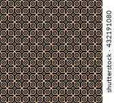 geometric fine abstract vector... | Shutterstock .eps vector #432191080
