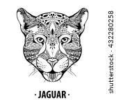 design for your t shirt pattern ... | Shutterstock .eps vector #432280258