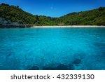 Stock photo antipaxos island ionian sea greece 432339130