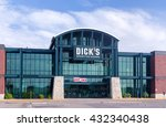 richfield  mn usa   may 30 ... | Shutterstock . vector #432340438