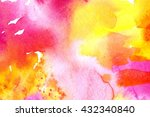 bright colorful macro... | Shutterstock . vector #432340840