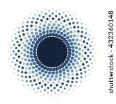 screen printing pattern.... | Shutterstock .eps vector #432360148