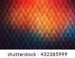 abstract bright geometrical...
